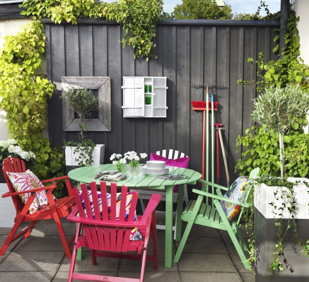 16 Imposing Scandinavian Patio Designs Youll Fall In Love With