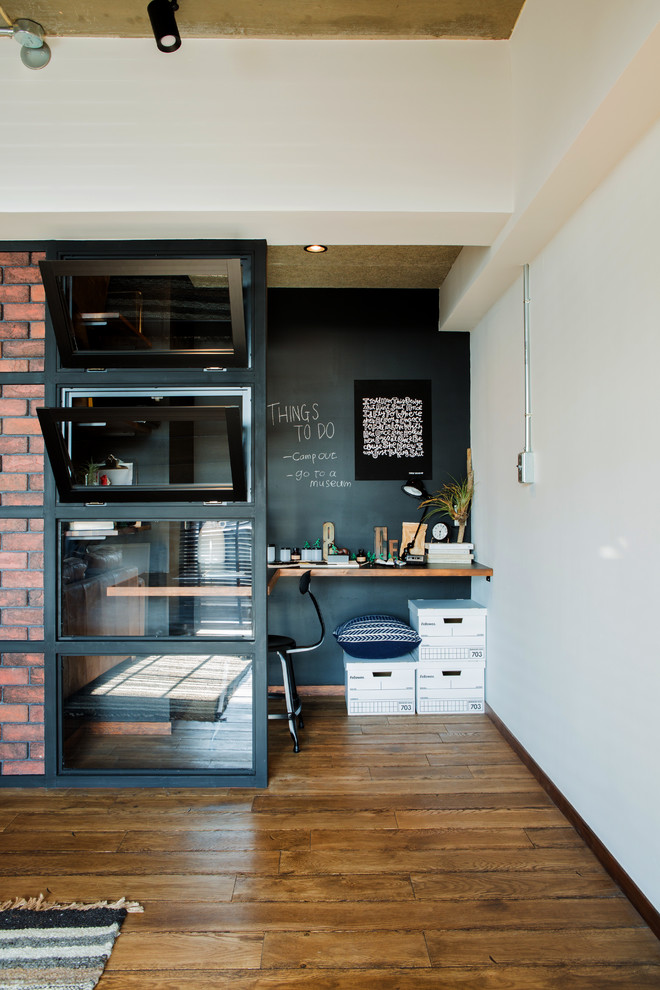 16 Inspirational Industrial Home Office Designs That Will