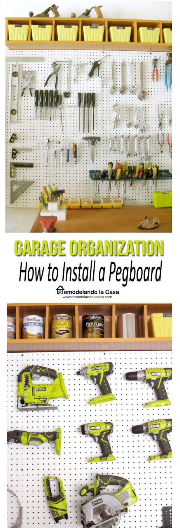 16 Smart And Practical DIY Ideas That Will Transform Your Garage