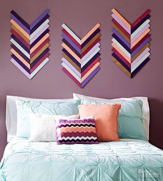 16 Super Creative DIY Wall Art Projects You Can Easily Craft In No Time