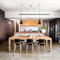 17 Captivating Industrial Dining Room Designs You'll Go Crazy For
