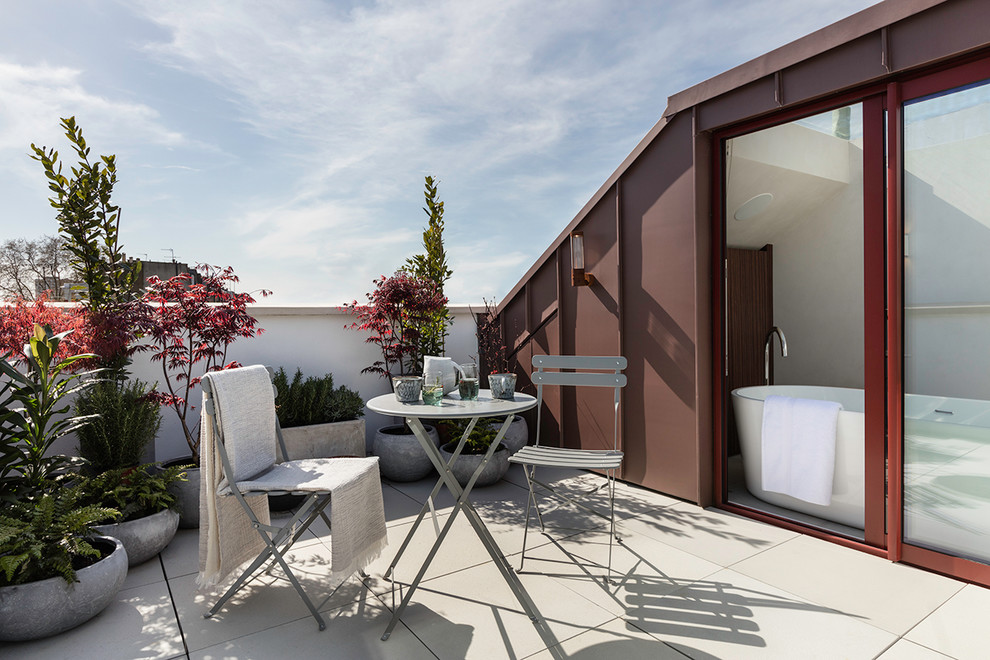 17 Simple Yet Beautiful Scandinavian Deck Designs For Your ... on Simple Back Deck Ideas id=21049