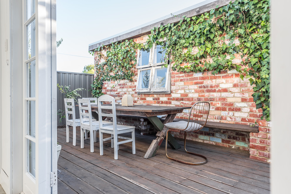 17 Simple Yet Beautiful Scandinavian Deck Designs For Your ... on Simple Back Deck Ideas id=58859