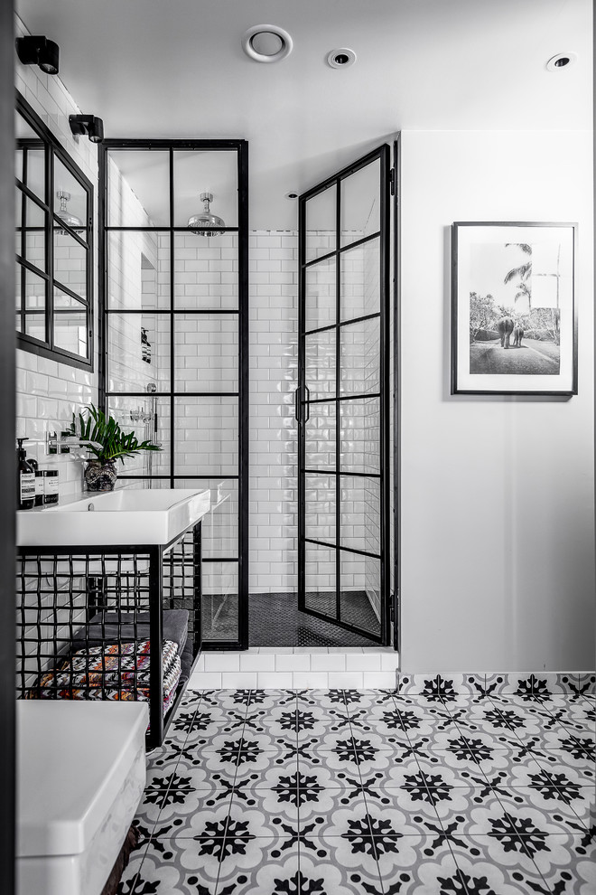 17 Stunning Industrial Bathroom Designs You Ll Love