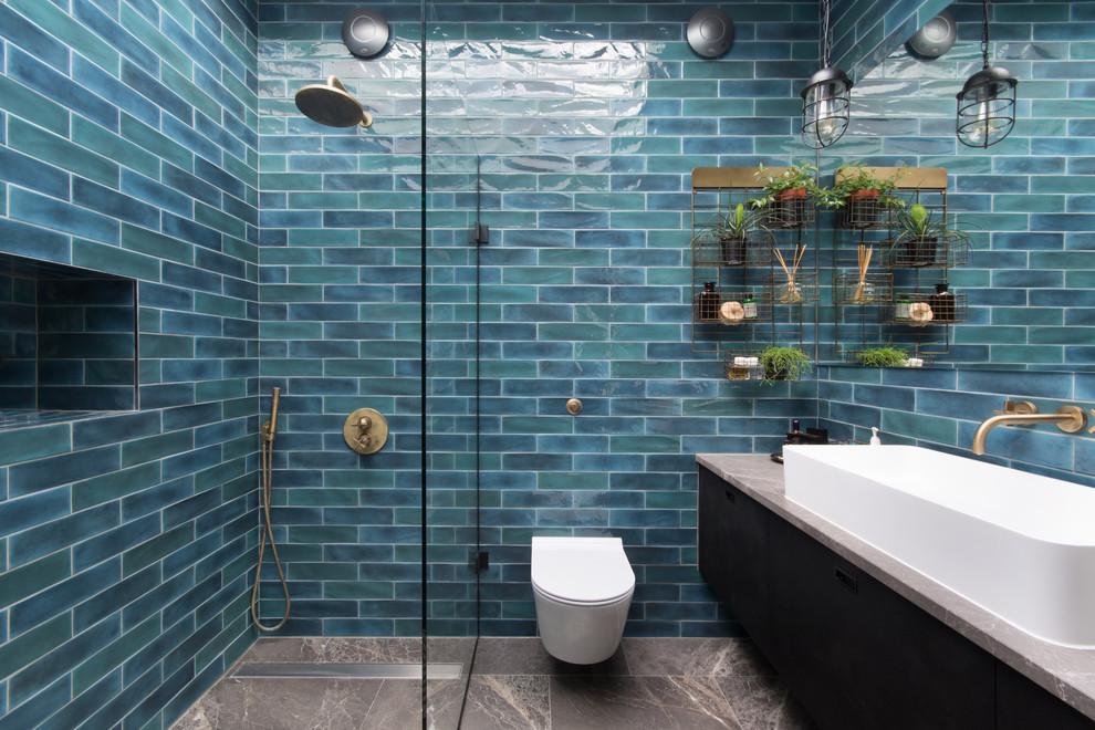 17 Stunning Industrial Bathroom Designs You'll Love
