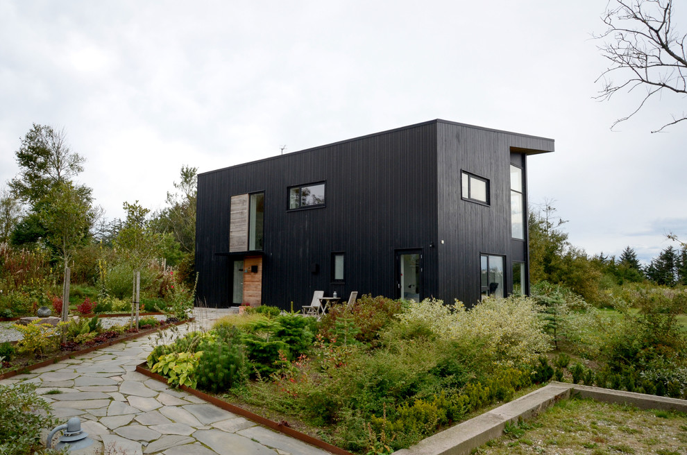 18 Captivating Scandinavian Home Exterior Designs You Need To See