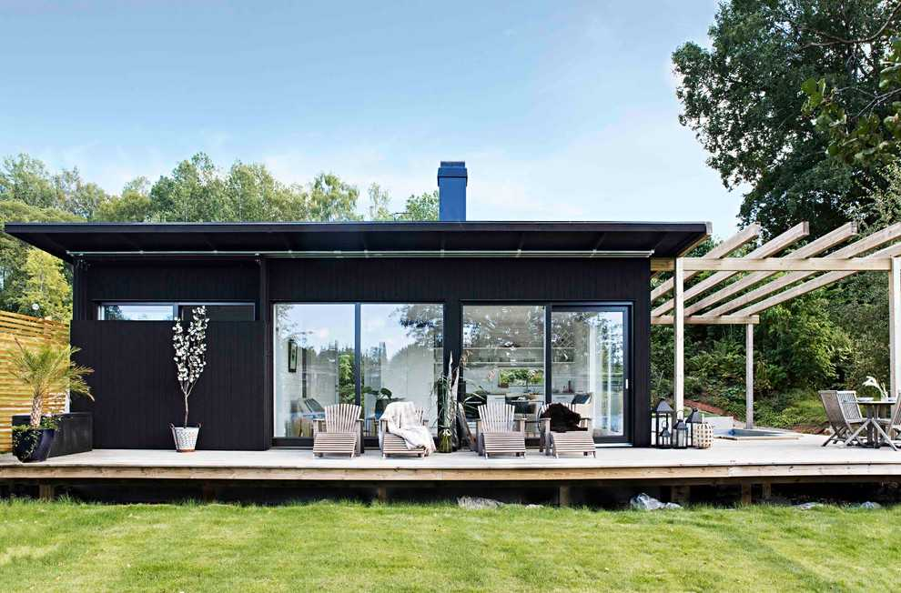 18 captivating scandinavian home exterior designs you need for Scandinavian design house
