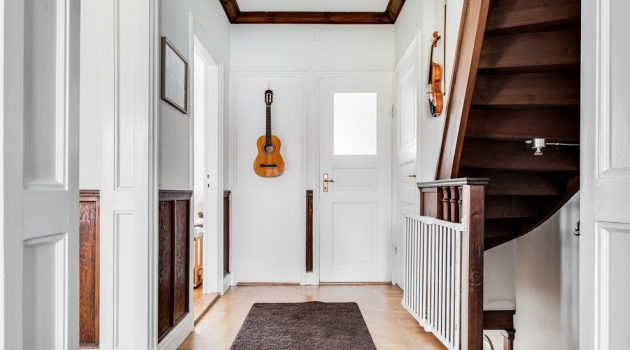 18 Outstanding Scandinavian Entry Hall Designs For A Comfortable Welcome