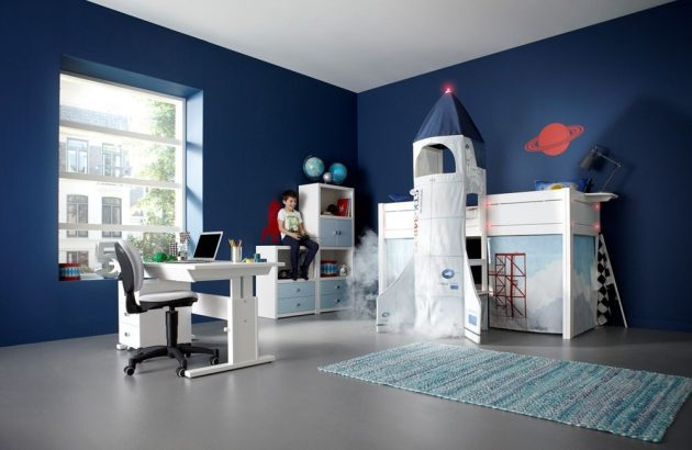 16 Little More Different Kids Room Designs That Are Worth Seeing