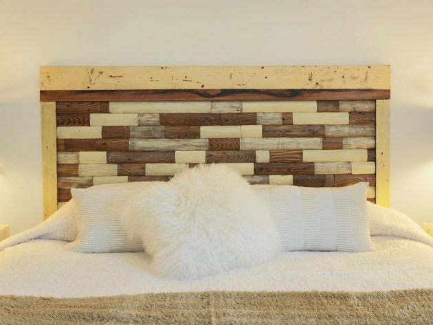 17 Marvelous Bed Headboard Designs That You Can Do In Your Free Time
