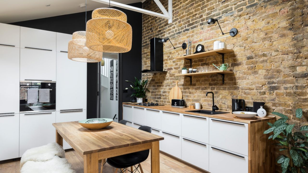 20 Spectacular Industrial Kitchen Designs That Will Get You