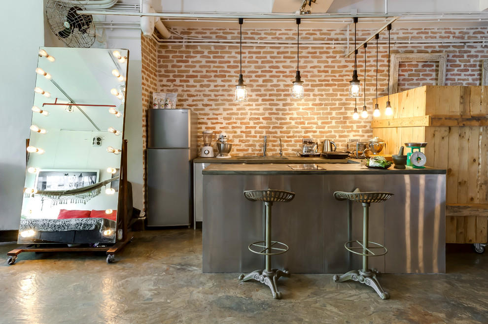 20 Spectacular Industrial Kitchen Designs That Will Get You Hooked On This Style