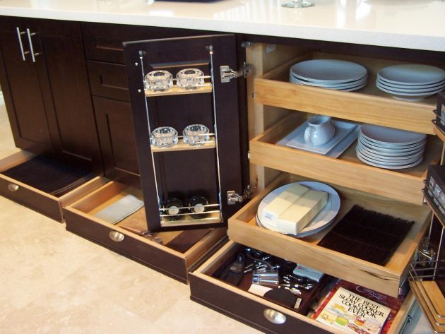 19 Space Saving Kitchen Elements For Better Utilization Of The Space
