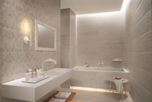Ceramic Tiles  Functional Solution For Your Dream Bathroom