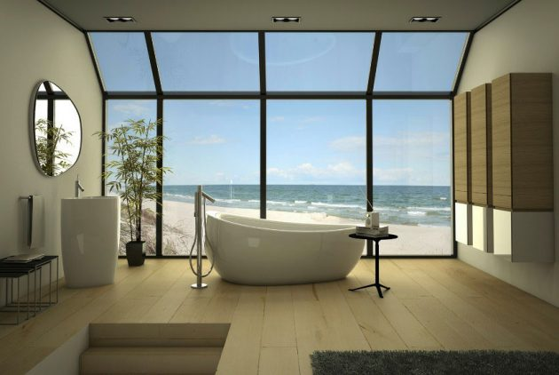 16 Really Fascinating Bathrooms That Will Take Your Breath Away