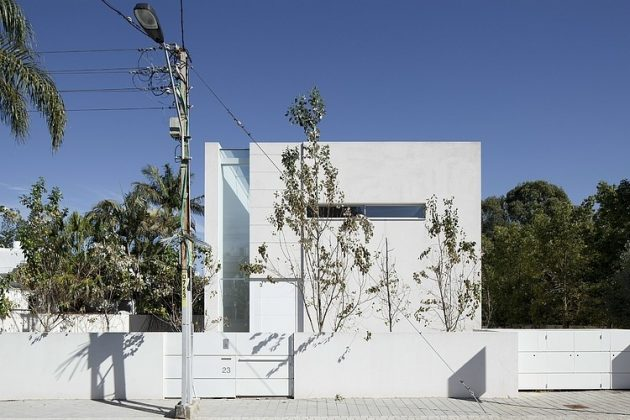 Afeka House   A Collaboration Between Axelrod Architects and Pitsou Kedem Architects in Tel Aviv