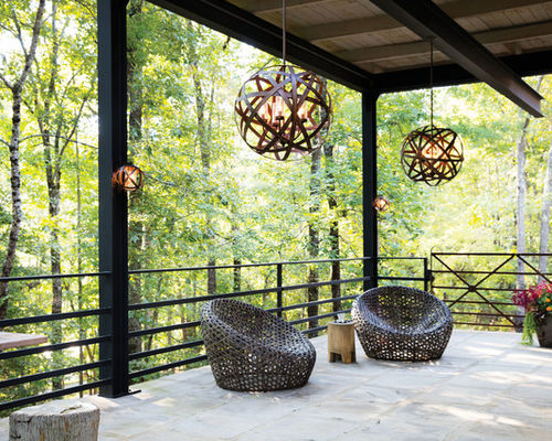 8 Designer Balconies That Invite You to Lounge This Summer