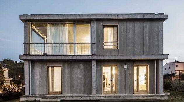 Casa 1217 by H Arquitectes in L'Escala, Spain