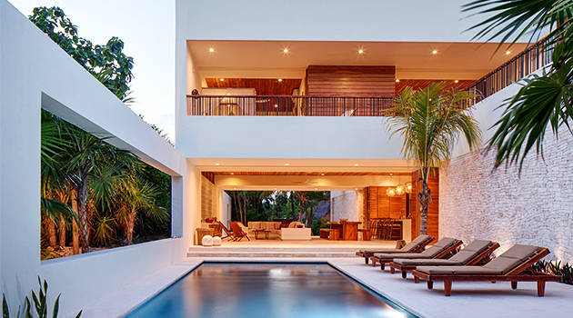 Casa Xixim by Specht Harpman Architects in Tulum, Mexico