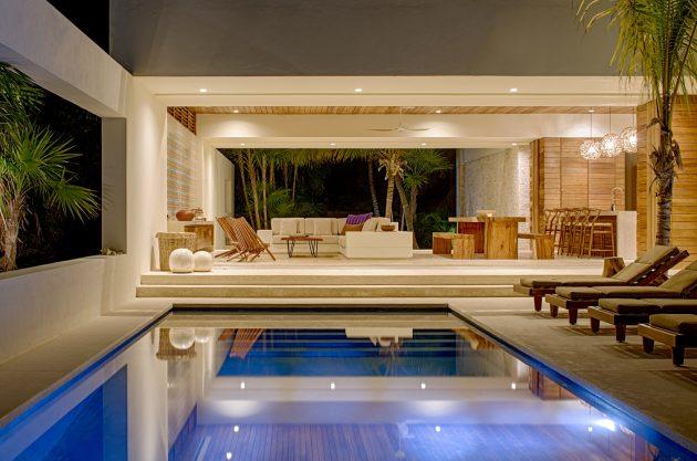 Casa Xixim by Specht Harpman Architects in Tulum, Mexico