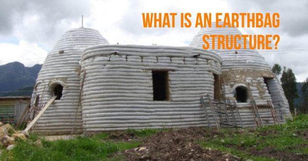 What is an Earthbag Structure?