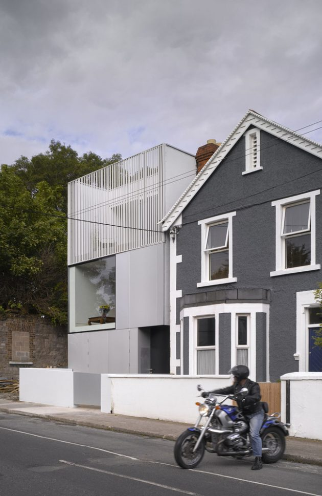 Grangegorman Residence by ODOS architects in Dublin, Ireland