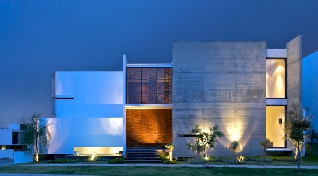 House X by Agraz Arquitectos in Zapopan, Mexico