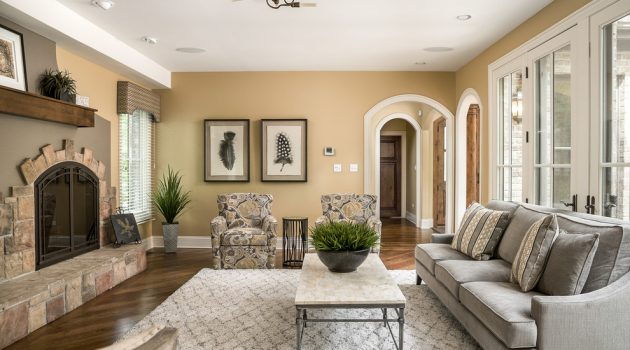Painted Walls – A Timeless Classic Trend For Budget Friendly Interior Decor