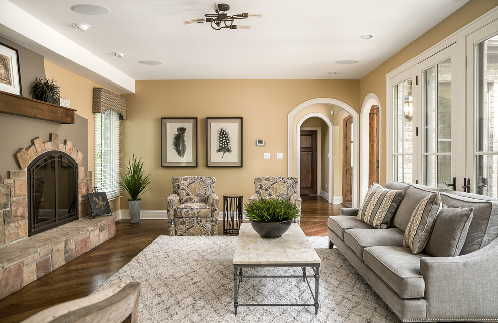 Painted Walls   A Timeless Classic Trend For Budget Friendly Interior Decor