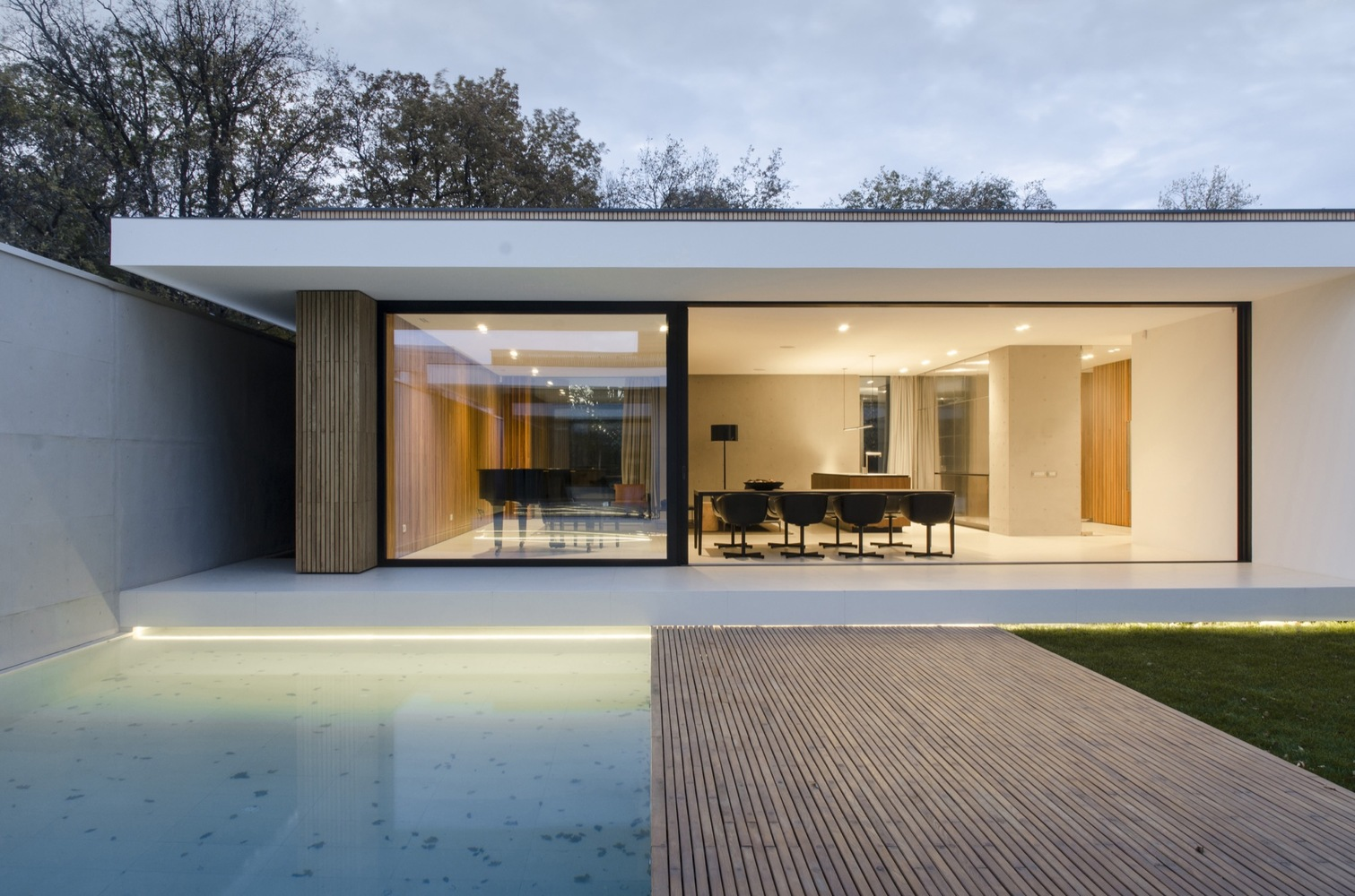Piano House By Line Architects In Chisinau Moldova