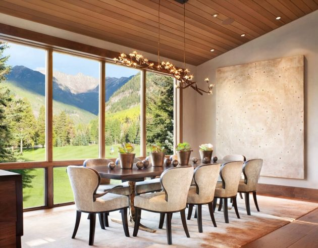 Ptarmigan Residence by Suman Architects in Vail, Colorado