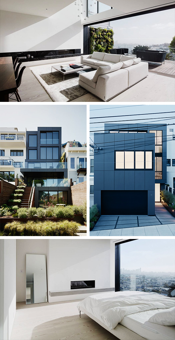 Remember House by Edmonds + Lee Architects in San Francisco, California