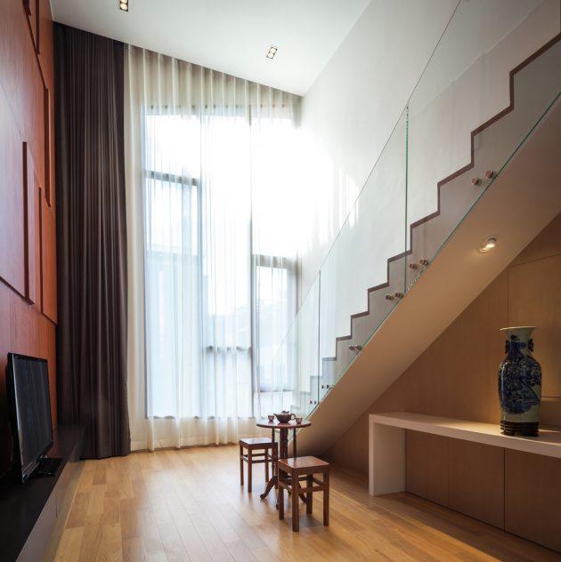 Siri House by IDIN Architects in Bangkok, Thailand