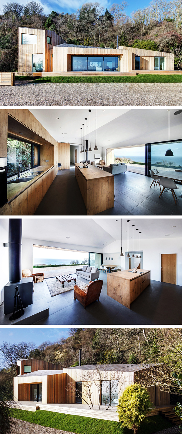The Crows Nest by AR Design Studio on Englands South Coast