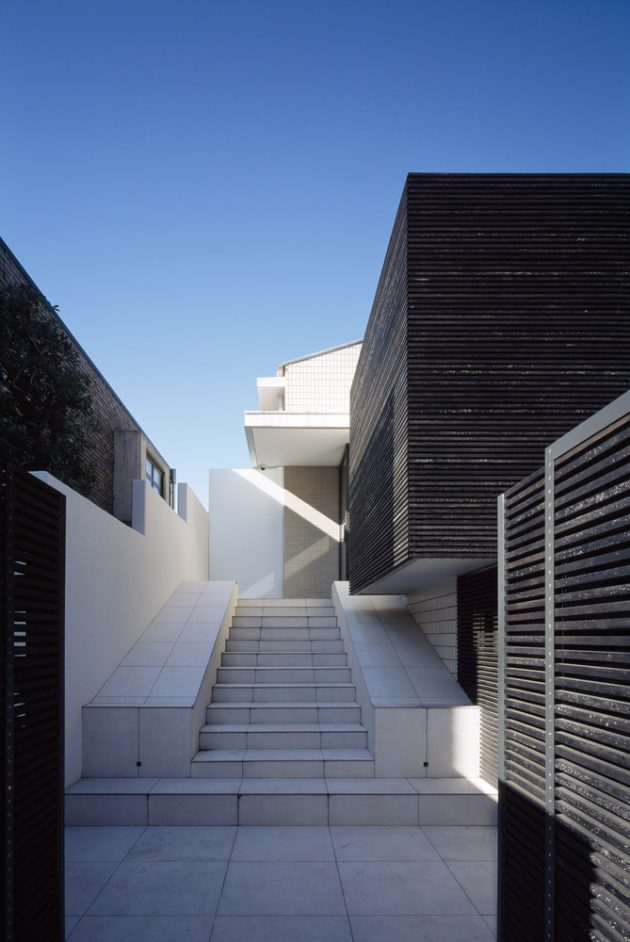 Trim by APOLLO Architects & Associates in Ota, Japan