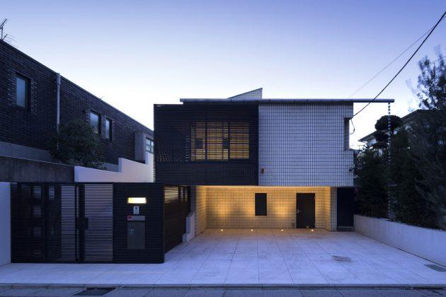 Trim by APOLLO Architects & Associates in Ota, Japan