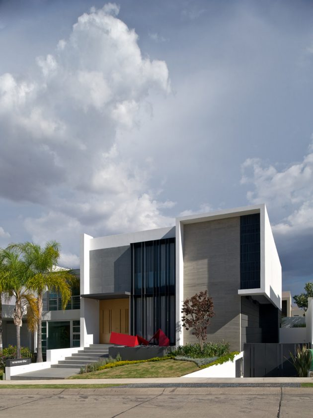 V House by Agraz Arquitectos in Zapopan, Mexico