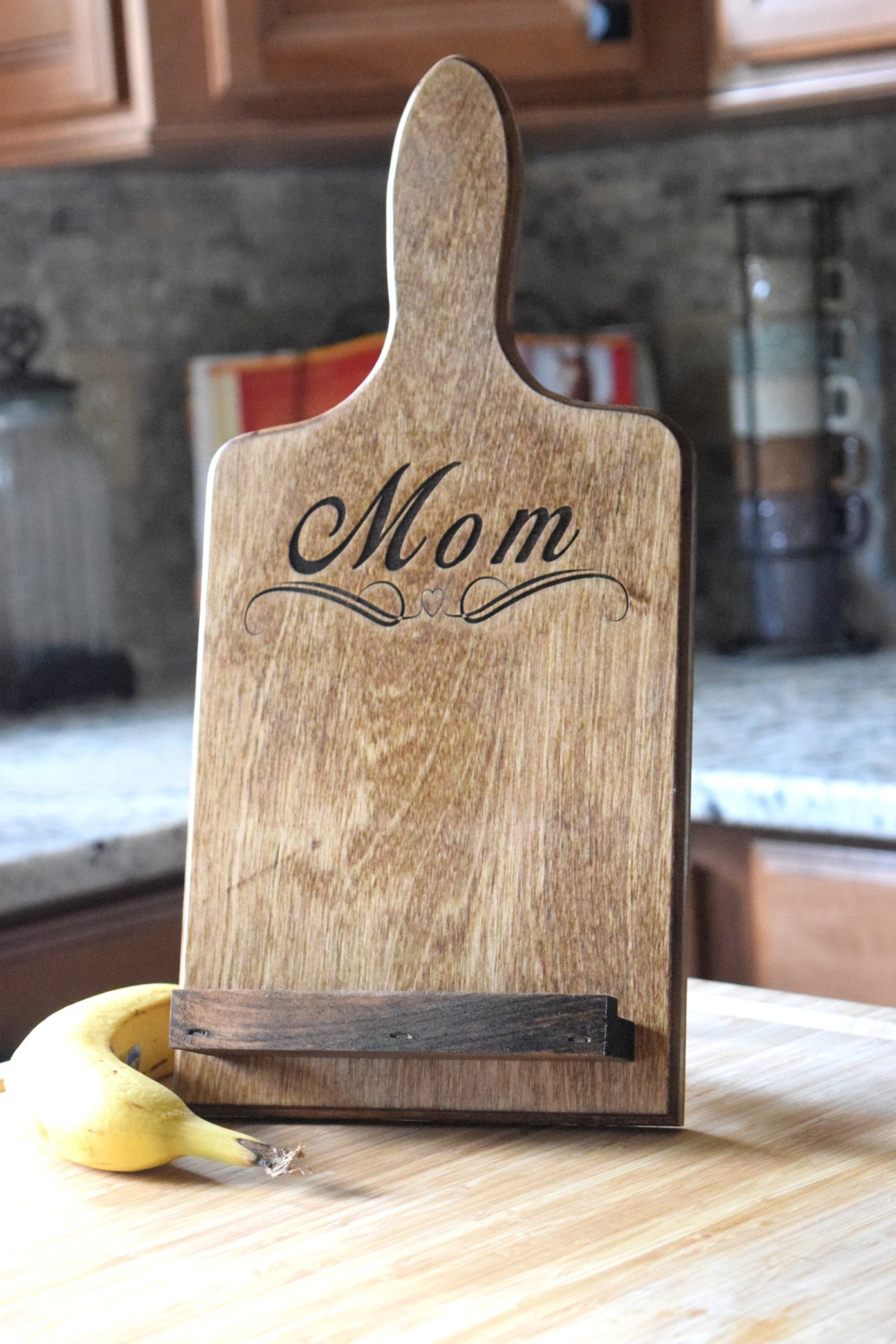 Why You Need A Tablet Stand In Your Kitchen - 12 Handmade Designs