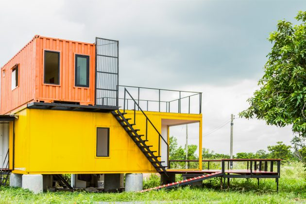 5 Ways to Use Shipping Containers for Your New Home