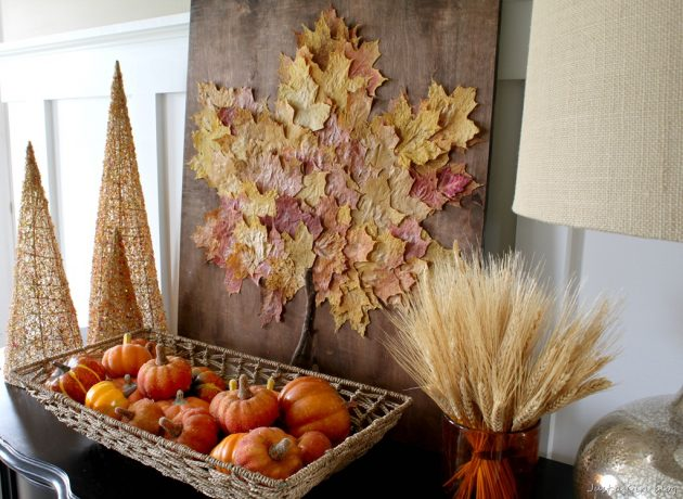 10 Simple Ways To Enter Autumn Atmosphere In Your Home