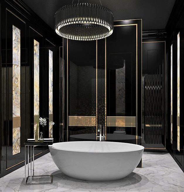 14 Fabulous Proves That Black In The Interior Can Be Really Great