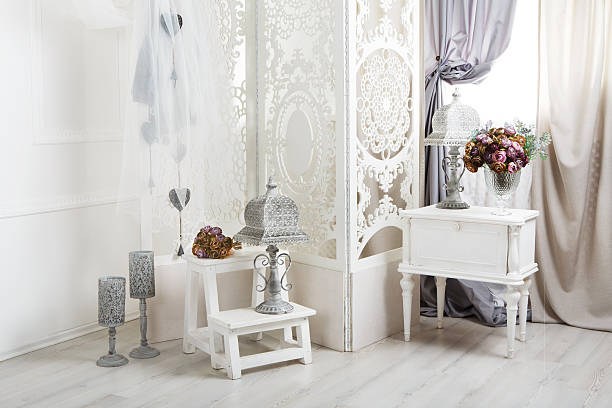 17 helpful ideas to easily decorate your home in shabby for Decorare stanza shabby chic