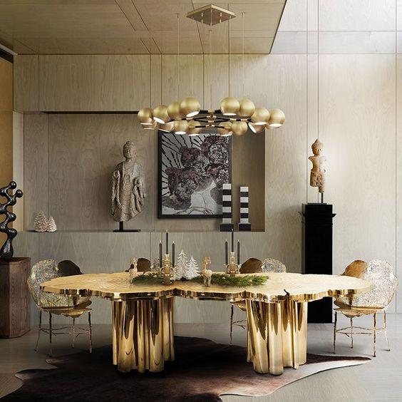 fascinating halloween dining room ideas | 18 Fascinating Ideas For Decorating The Dining Room From ...