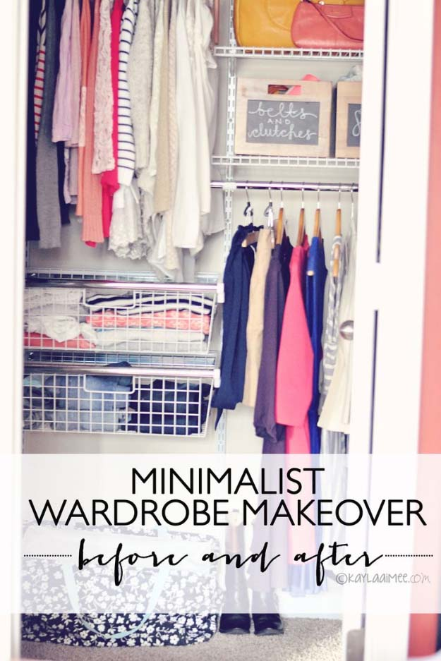 15 Smart Ways To Organize Your Closet With Practical Ideas