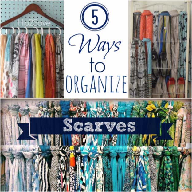 Organize Your Clothes 10 Creative And Effective Ways To Store And Hang Your Clothes: 15 Smart Ways To Organize Your Closet With Practical Ideas