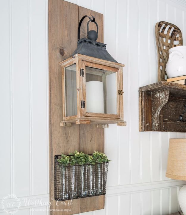 Wood Pallet Projects For Outside