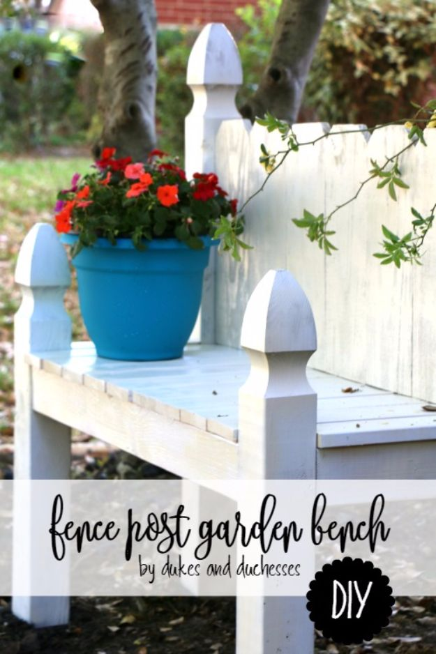 16 Amazing Diy Projects That Make Use Of Repurposed Fence