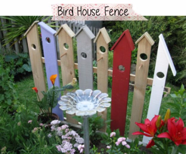 16 Amazing DIY Projects That Make Use Of Repurposed Fence Posts