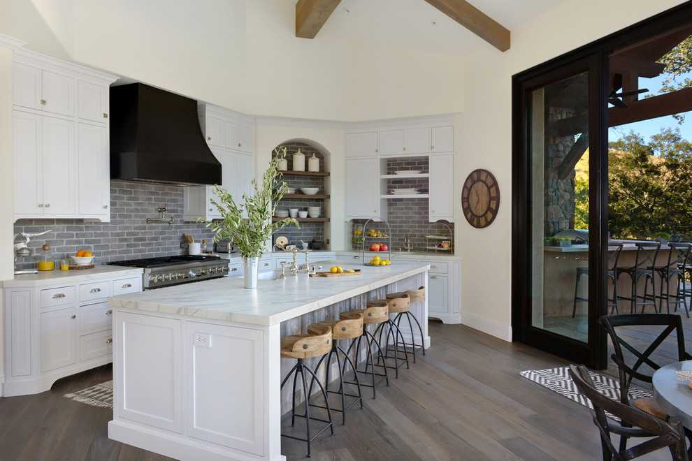 16 Astonishing Mediterranean Kitchen Designs You Ll Fall In Love With