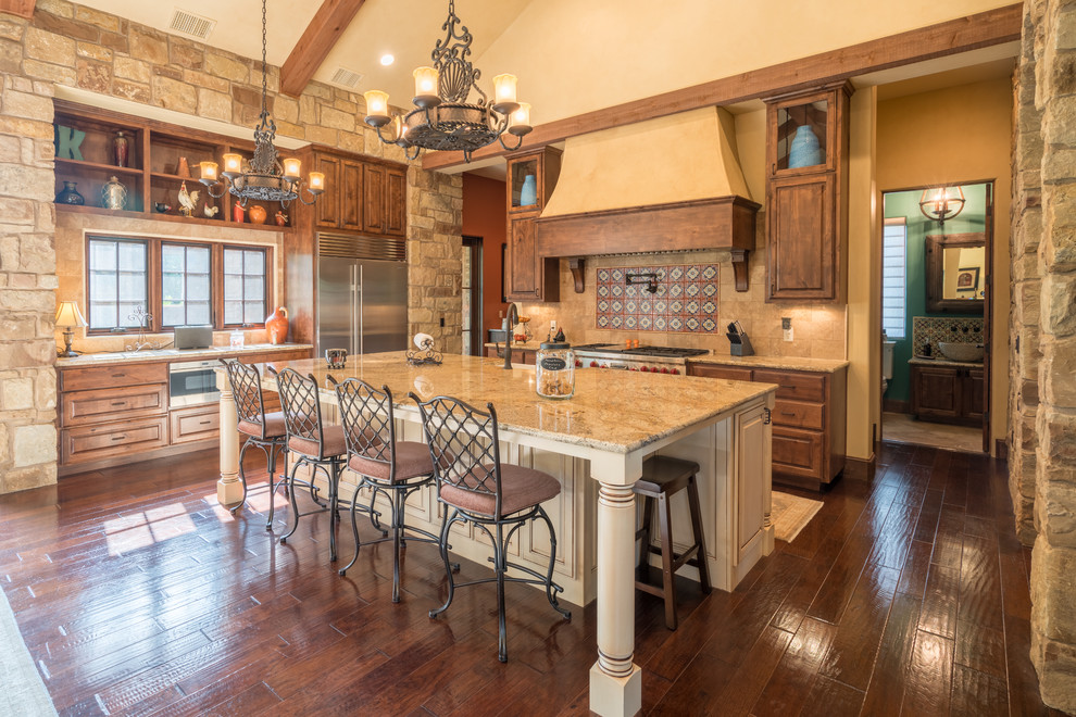 Pictures Of Small Kitchen Design Ideas From Hgtv: 16 Astonishing Mediterranean Kitchen Designs You'll Fall